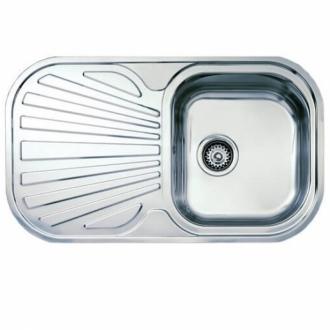 Кухонная мойка  ТЕКА STYLO 1B 1D