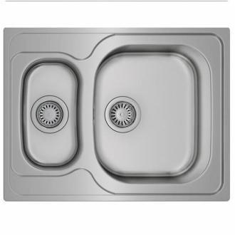 Кухонная мойка  ТЕКА UNIVERSE 60 T-XP 1 1/2 B POLISHED