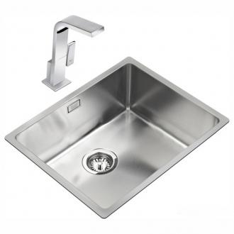 Кухонная мойка ТЕКА BE LINEA 500/400