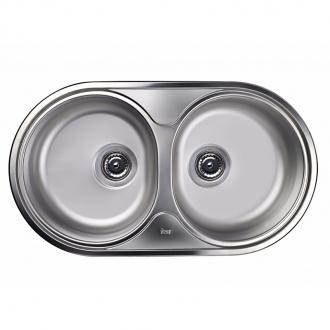 Кухонная мойка ТЕКА DR 78 2C