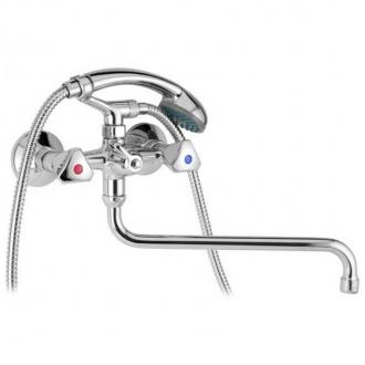 Смеситель для ванны и умывальника Mofem Metal