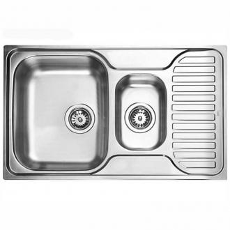 Кухонная мойка  ТЕКА PRINCESS 1 1/2B 1/2D