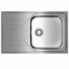 Кухонная мойка ТЕКА UNIVERSE 50 T-XP 1B 1D MAX MCTXT