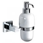 Керамическая дозатор для жидкого мыла с квадратным креплением